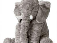 Какой слон без носа?